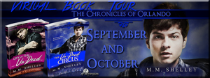 The Chronicles of Orlando Banner 450 x 169